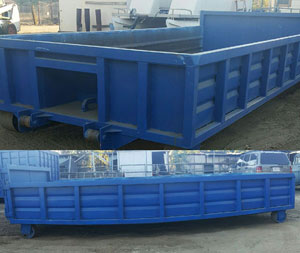 Dumpster rental in El Cajon, CA