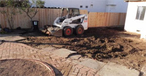 Excavating services in Santee, CA