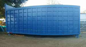Roll off dumpster rental in Poway, CA